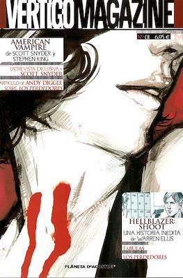 Vertigo Magazine (Rústica 104 pp) #1
