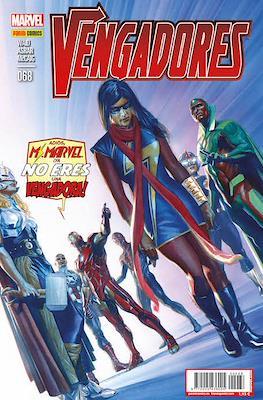 Los Vengadores Vol. 4 (2011-) (Grapa) #68