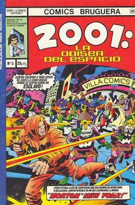 2001: La odisea del espacio (Grapa) #5