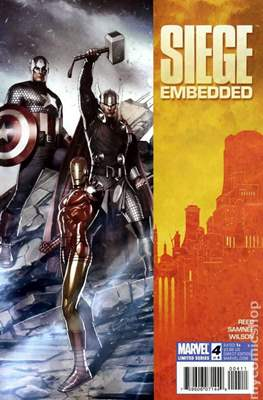 Siege: Embedded (Comic Book 32 pp) #4