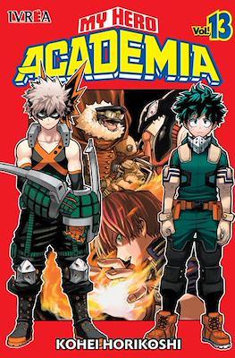 My Hero Academia (Rústica con sobrecubierta) #13