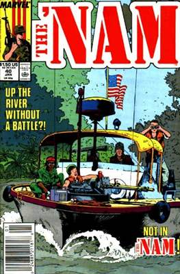 The 'Nam Vol 1 (Comic-book.) #40