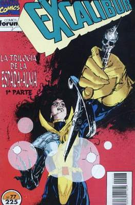Excalibur Vol. 1 (1989-1995) (Grapa) #77