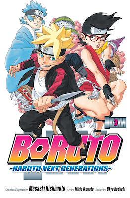 Boruto: Naruto Next Generations (Softcover) #3