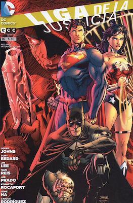 Liga de la Justicia (Grapa) #16