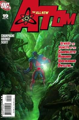 The All-New Atom (Comic Book) #19