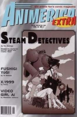 Animerica Extra Vol.2