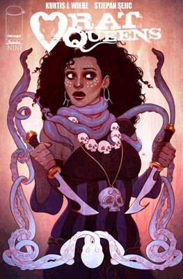 Rat Queens (Comic Book) #9