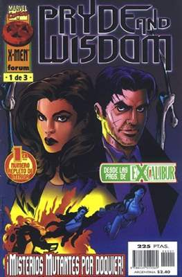 Pryde and Wisdom (1997) (Grapa 24 pp) #1