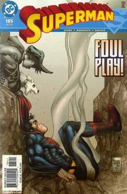 Superman Vol. 2 (1987-2006) (Comic Book) #185