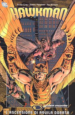 Hawkman: L'ascensione di Aquila Dorata