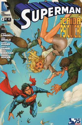 Superman: Nuevo Universo DC #18
