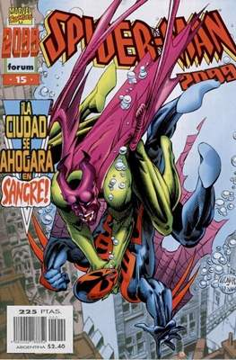 Spiderman 2099 Vol. 2 (1996-1997) (Grapa 24 pp) #15