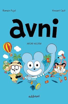 Avni. Animal Verdaderamente No Identificado (Rústica 64 pp) #3