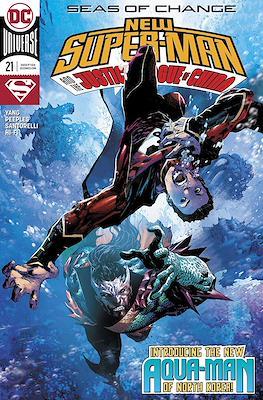 New Super-Man (Comic-Book) #21