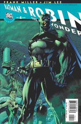 All Star Batman & Robin, The Boy Wonder (Comic Book) #4