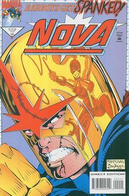 Nova Vol. 2 (Comic-Book) #2