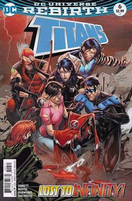 Titans Vol. 3 (2016- 2019) #6