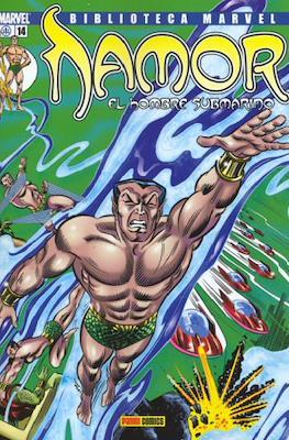 Biblioteca Marvel: Namor (2006-2007) (Rústica 160 pp) #14
