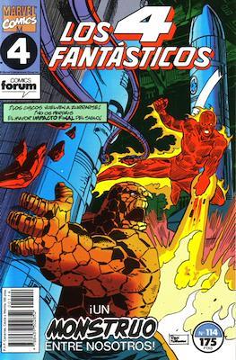 Los 4 Fantásticos Vol. 1 (1983-1994) (Grapa 36-32-24 pp) #114
