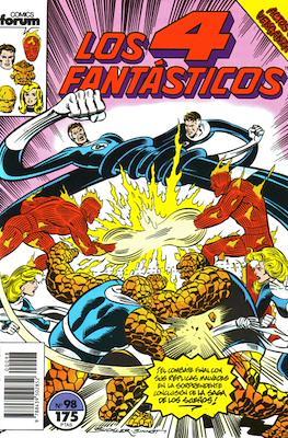 Los 4 Fantásticos Vol. 1 (1983-1994) (Grapa 36-32-24 pp) #98