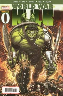World War Hulk (Grapa) #0