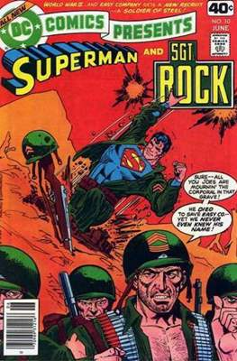 DC Comics Presents: Superman (Grapa) #10