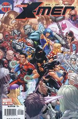 New X-Men: Academy X / New X-Men Vol. 2 (Comic-Book) #22