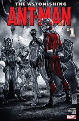 The Astonishing Ant-Man Vol 1 (2015-2016)