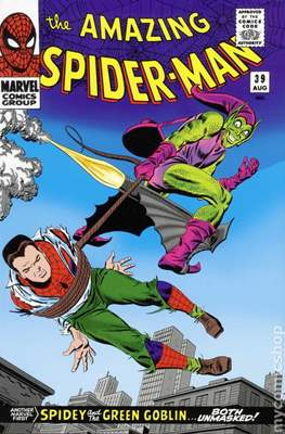 The Amazing Spider-Man Omnibus (Variant Cover) (Hardcover 968-1088 pp) #2