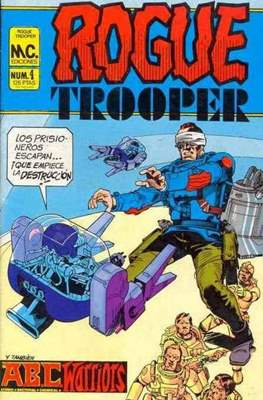 Rogue Trooper (Grapa) #4