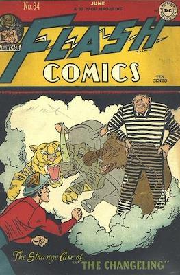 Flash Vol. 1 (1959-1985) (Comic Book 32 pp) #84