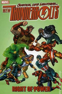 New Thunderbolts (2005-2006) (Softcover 144 pp) #3