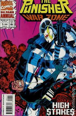 The Punisher War Zone Annual