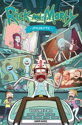 Rick and Morty Presents (Softcover 136 pp) #2