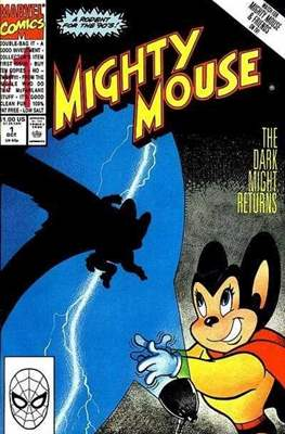 Mighty Mouse (Comic-book.) #1