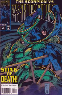 The Shroud (Comic Book) #2