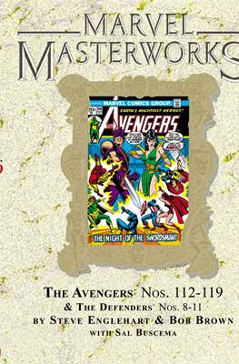 Marvel Masterworks (Hardcover) #179