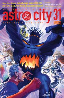 Astro City (Comic Book) #31