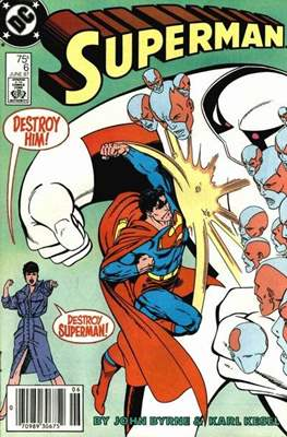 Superman Vol. 2 (1987-2006) (Comic Book) #6