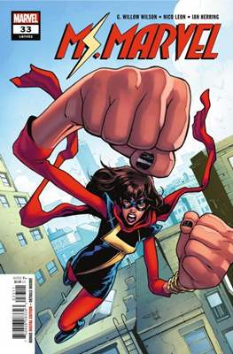 Ms. Marvel (Vol. 4 2015-...) (Digital) #33