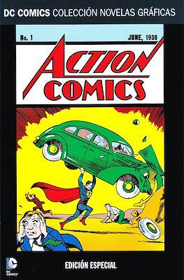 Colección Novelas Gráficas DC Comics: Edición especial - Action Comics #1