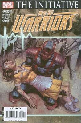 New Warriors Vol 4 (Comic-Book) #5