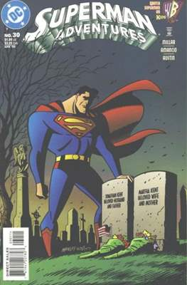 Superman Adventures (Comic-book) #30