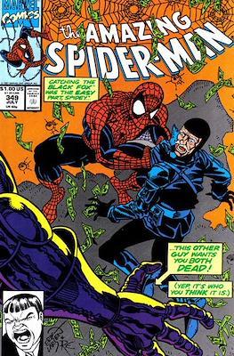 The Amazing Spider-Man Vol. 1 (1963-1998) (Comic-book) #349