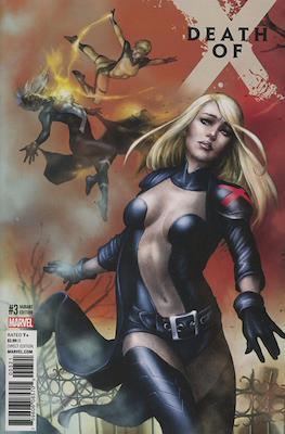 Death of X (Comic-Book) #3.1