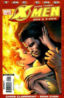X-Men The End Book Three: Men & X-Men (Grapa) #1