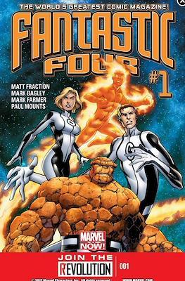 Fantastic Four vol. 4 (Digital) #1