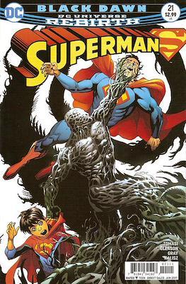 Superman Vol. 4 (2016-2018) (Comic Book) #21