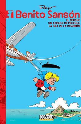 Benito Sansón (Integral Cartoné 144 pp) #4